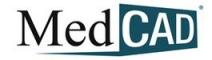 MedCAD Navigation Logo