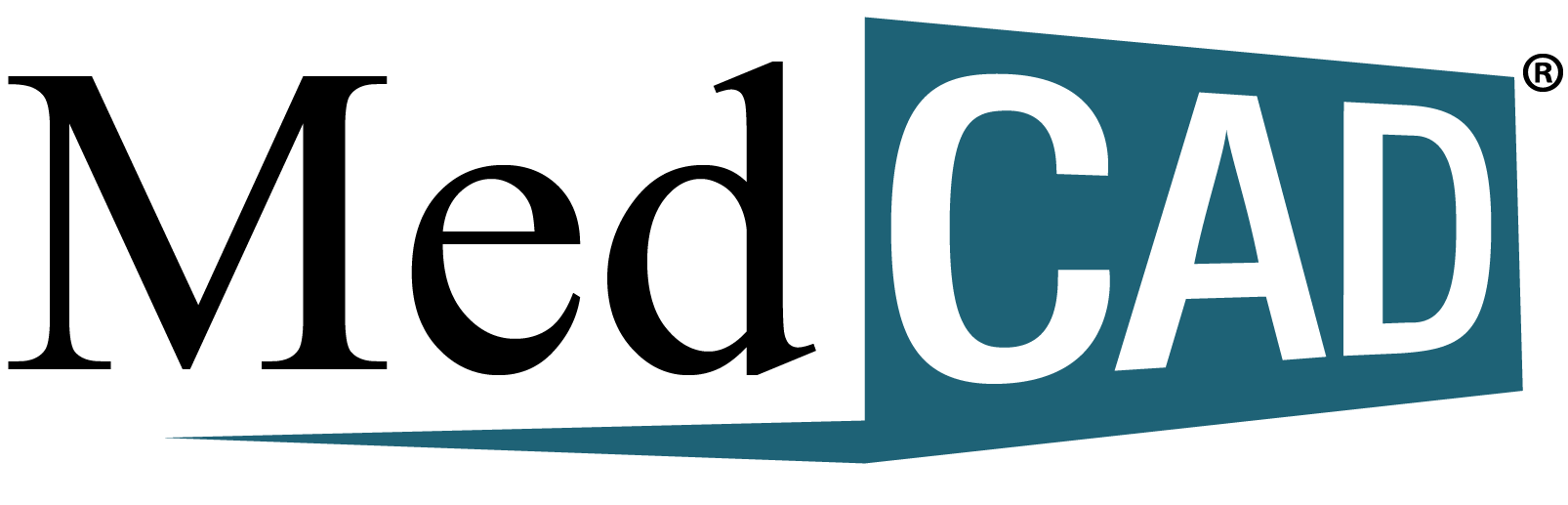 MedCAD Logo HD Registered